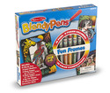 Blendy Pens Markers and Activity Set  - Fun Frames