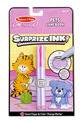 On the Go Surprize Ink!  Travel Activity Book - Pets