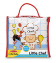 Soft Activity Book-Little Chef