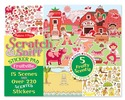 Scratch & Sniff Sticker Pad - Fruitville