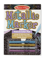 Metallic Marker Trace & Color Pad