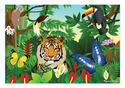 Wildlife Jubilee Cardboard Jigsaw - 100 Pieces