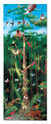 Rainforest Floor Puzzle - 100 Pieces