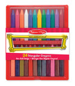 Triangular Crayons - 24 pack