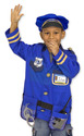 Police Officer Role Play Costume Set