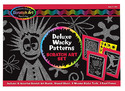 Scratch Art® Deluxe Wacky Patterns Set