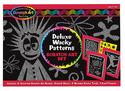 Scratch Art® Deluxe Wacky Patterns Set