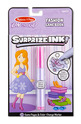 Surprize Ink! Fashion - ON the GO Travel Activity Book
