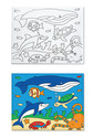 Canvas Creations - Sea Life