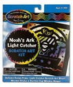 Scratch Art® Noah's Ark Light Catcher Kit