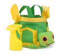 Tootle Turtle Kids' Gardening Tote Set