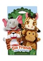 Zoo Friends Hand Puppets