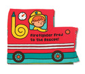 Soft Activity Book - Firefighter Fred to the Rescue