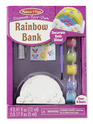Decorate-Your-Own Rainbow Bank