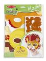 Simply Crafty - Safari Masks