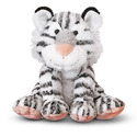 Sebastian White Tiger Cub Stuffed Animal