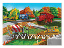 Construction Site Jigsaw Puzzle - 30 Pieces