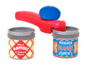 Let's Play House! Can Opener & Cans Pretend Set