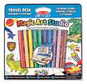 Magic Art Studio Blue- ON the GO Travel Activity