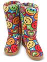 Beeposh Lizzy Boot Slippers (XL)