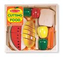 Cutting Food - Wooden Play Food