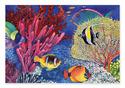 Coral Reef Cardboard Jigsaw - 100 Pieces