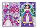 Princess Dress-Up Chunky Puzzle - 11 pieces