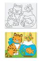 Canvas Creations - Kitten