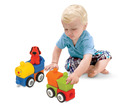 Pop Blocs Train - 9 Pieces