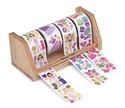 Dress-Up Stickers Roll - Princess & Fairy