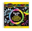 Scratch Art® Doodle Pad Book