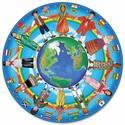 Children of the World Floor Puzzle - 48 Pieces