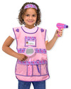 Hair Stylist Role Play Costume Set