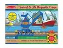 Swivel & Lift Magnetic Harborside Crane