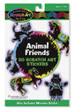 Scratch Magic® Animal Friends Stickers