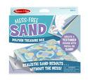 Mess Free Sand - Dolphin Treasure Box