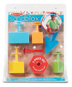 Sandblox - 7-Piece Sand Shaping Set