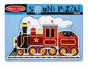 Train Sound Puzzle - 9 Pieces