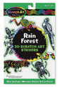 Scratch Magic® Draw & Learn® Rainforest Stickers
