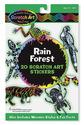 Scratch Art® Rainforest Stickers