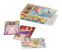 Fanciful Friends Jigsaw Puzzles in a Box