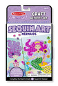 On-the-Go Crafts - Sequin Art - Mermaids