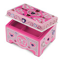 Decorate-Your-Own Wooden Jewelry Box