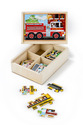 Vehicles Jigsaw Puzzles in a Box