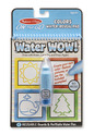 Water Wow! - Colors & Shapes Water Reveal Pad - ON the GO Travel Activity