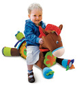 Giddy-Up & Play Activity Toy