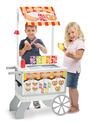 Snacks & Sweets Food Cart