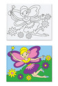 Canvas Creations - Fairy