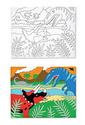 Canvas Creations - Dinosaur