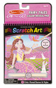 On the Go Scratch Art: Color-Reveal Pad - Fairy Tales